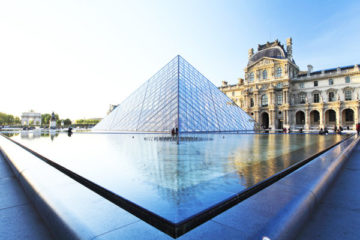 Why Louvre Museum is an Enchanting Creation