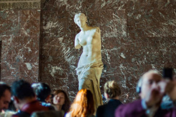 Must-See Sculptures in the Louvre