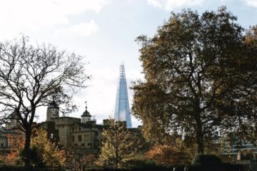 What Makes the Shard Skyscraper into a Hub in London Walking Tours